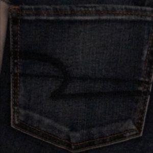 American Eagle Outfitters Jeans - American Eagle Boho Artist flare leg jeans